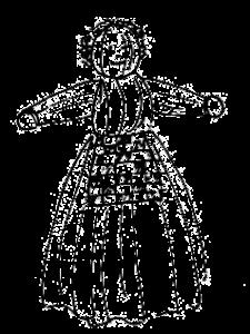 Magick corn doll 5