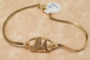 product M bracelet