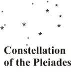 Astro Constellation Pleiades