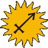 Sun in Sagittarius