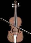 Magick Violin motif music