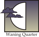 Waning Quarter moon