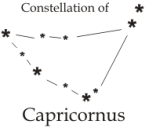 Astro Constellation Capricorn