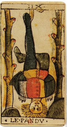 product Jean Dodal Tarot card