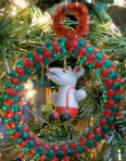 bead wreath mouse