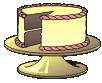 motif food cake