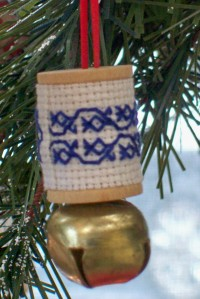 Spool Ornament