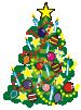 yule motif-plant-tree-xmas 2