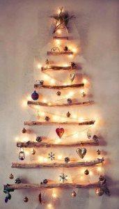 motif holiday yule tree