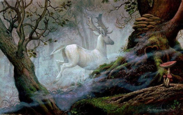 white stag hope