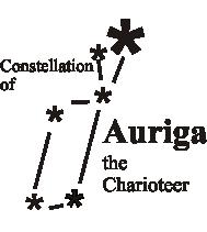 astro consellation Auriga capella