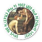 you_personal_satyr_round_car_magnet