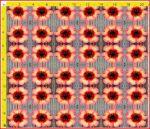 Cinquefoil flower Large Repeat