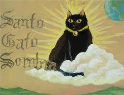 Santo Gato Sombre