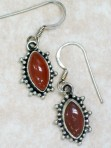 product earring Z carnelian 19