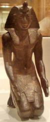 feast 0416 armageddon-Necho-KnellingStatue_BrooklynMuseum