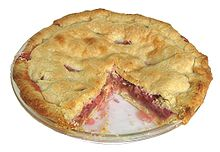 food motif Rhubarb_Pie