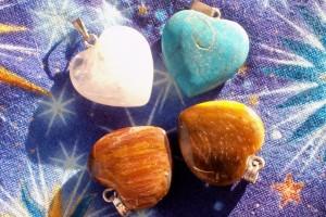 heart pendants 061413
