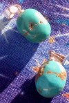 turquoise pendant 061413