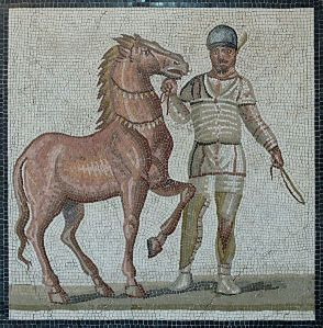 consualia feast horse 0821