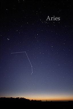 astro constellation Aries