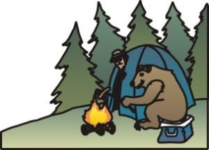 camp bear