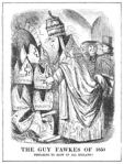 guy_fawkes_pope_1850 Punch_