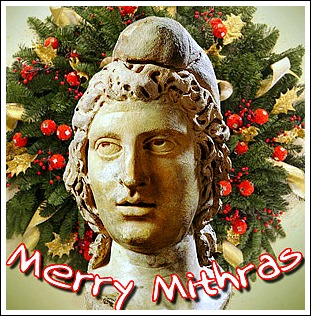 Yule Magick Merry Mithras