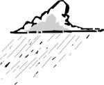weather chunky rain