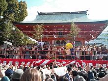 0203 feast Setsubun_2006_Kobe