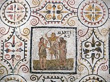 feast 0314 Mamuralia mosaic_calendar_March
