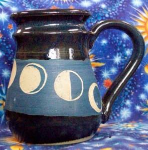 moon phase mug black 040314