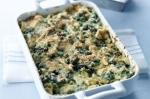 Baked Triple-Veggie Dip