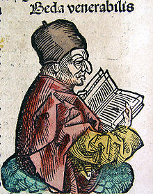feast 0527 Nuremberg_Chronicle_Venerable_Bede