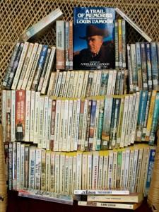 LAmour books close