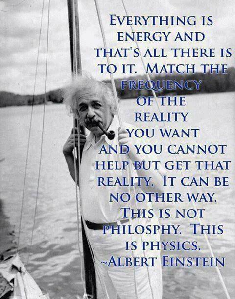 Einstein saying