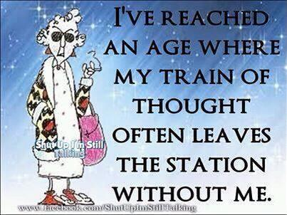 train of thought maxine funny