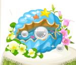 Arr090814B plant flower motif