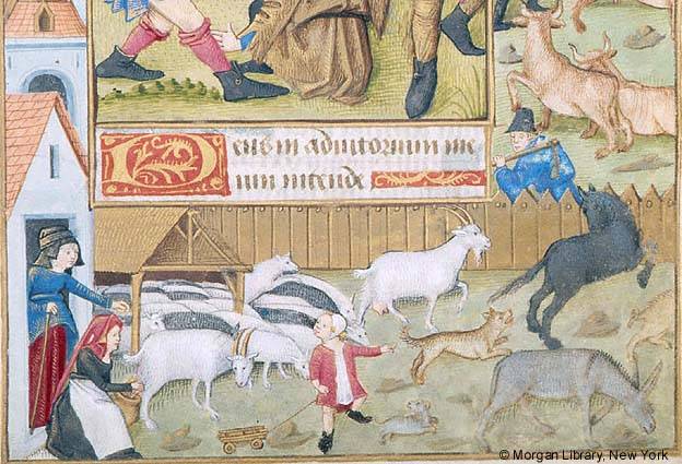 MS M1001 fol 48r 1475 Pierpont Morgan Library