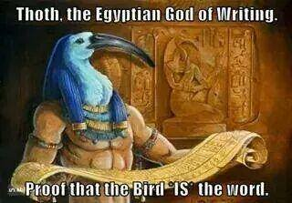 Thoth FUnny