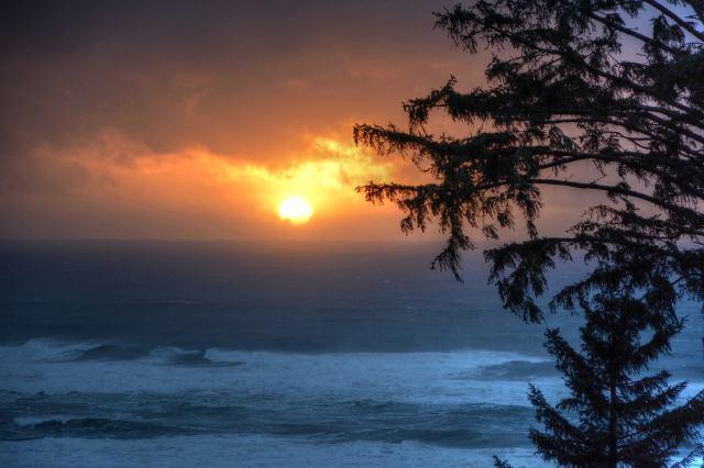 Ken Gagne Sunset 121014