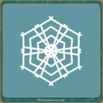 motif SnowFlake_1