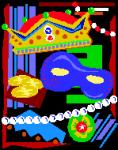 Mardi Gras Magic 1