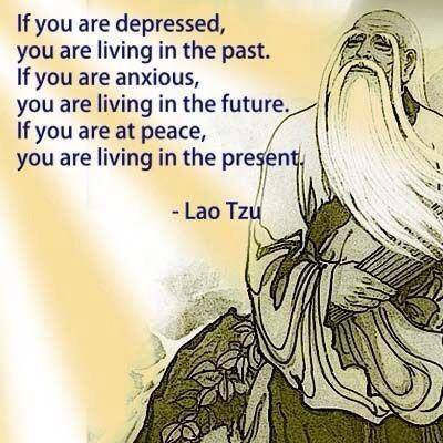 Lao Tzu living wise