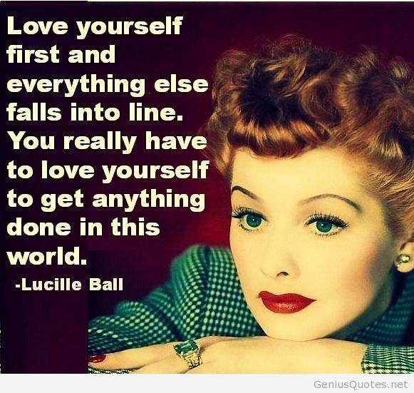 lucille ball wise