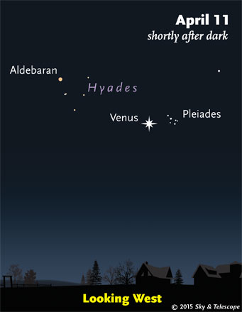041015 Venus Pleiades astro
