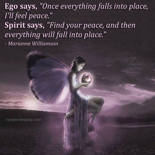 Ego says wise