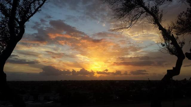 101915 Arthur San Diego Sunset