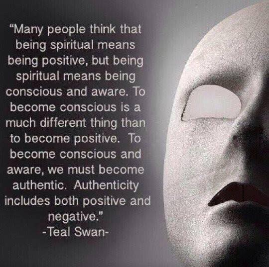 spiritual authentic wise