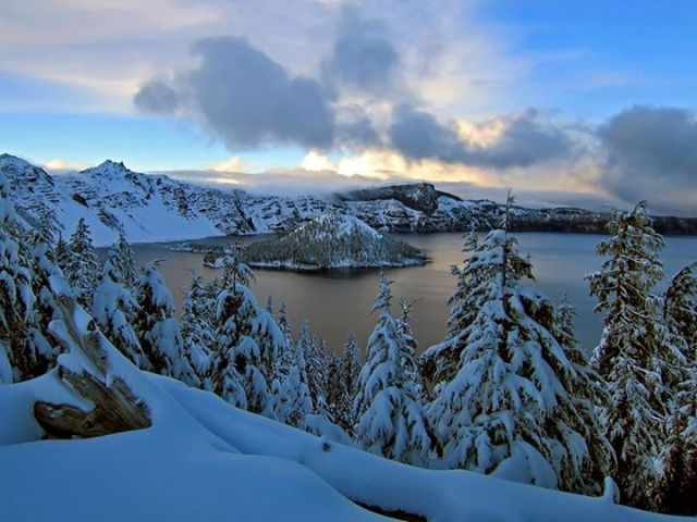 111015 Crater Lake by Crater Lake